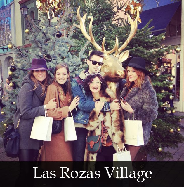 LAS-ROZAS-VILLAGE-THE-PRINCESS-IN-BLACK-SHOPPING-DAY-OUTLET-MADRID