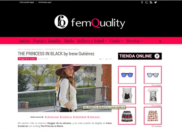 Entrevista en FemQuality