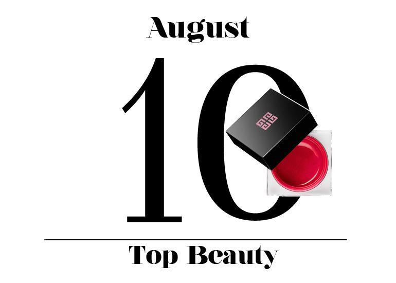 Top Beauty August
