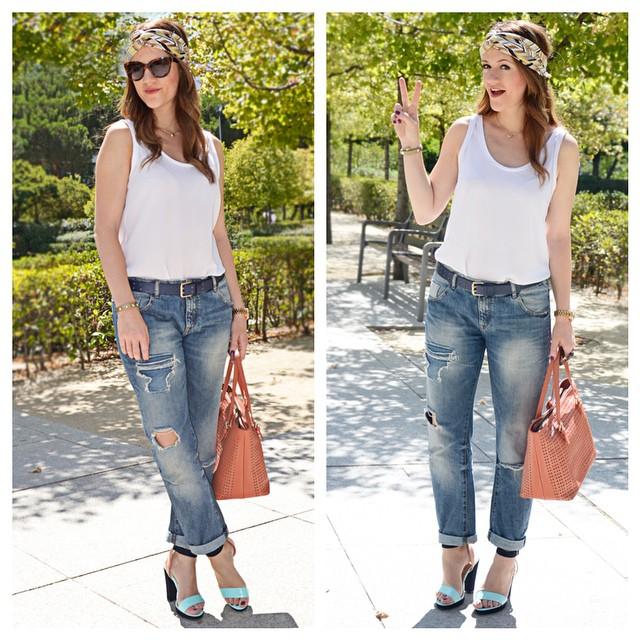 Turbante, si o no? Habéis leído el último post?? (Link en Bio)?? Turban, yes or no? Do you read the post? ( link in Bio) ✌? http://www.theprincessinblack.com #fashionblog #lookoftheday #lookbook #outfit #itgirl #toppic #instagrampic #bestpic #streetstyle #beauty #happy #followme #havefun #instagramlikes #blogger #blog #blogmoda #glamour