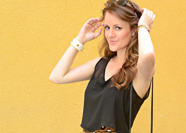 Irene Gutierrez Fashion stylist