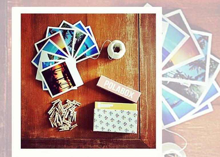 Participa en el Sorteo Polabox y podrás imprimir tus mejores fotos en formato Polaroid