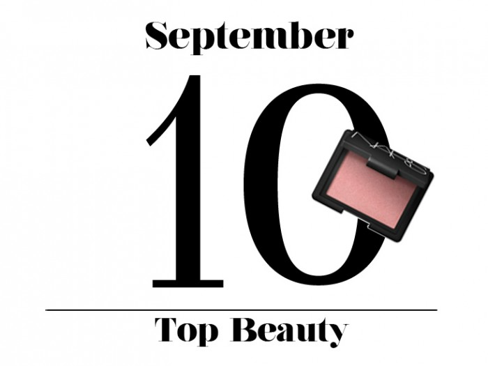 Top Beauty September