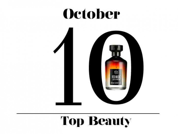 Top Beauty October