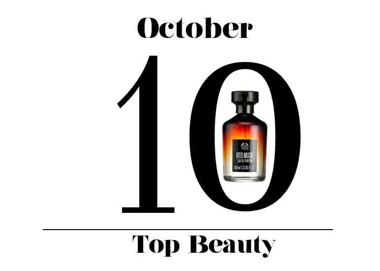 Top Beauty October
