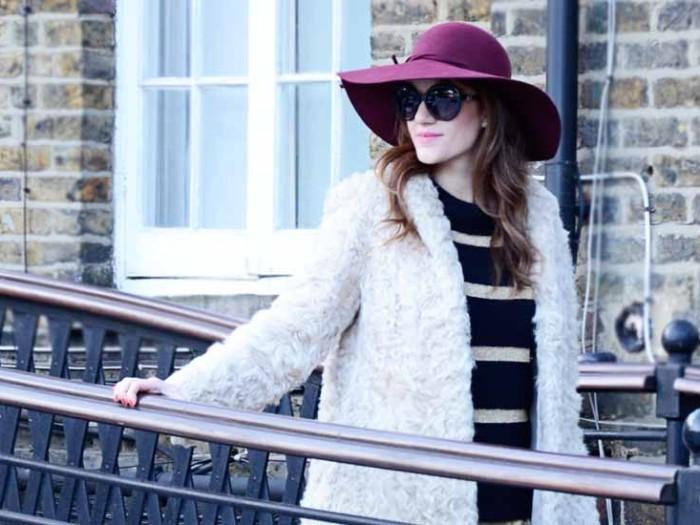 Un Look Lady en Camden Town