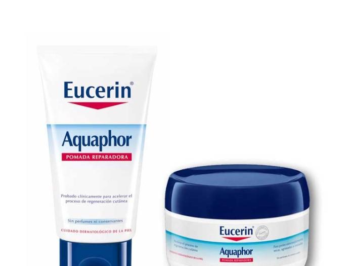Ganadores del sorteo Aquaphor de Eucerin